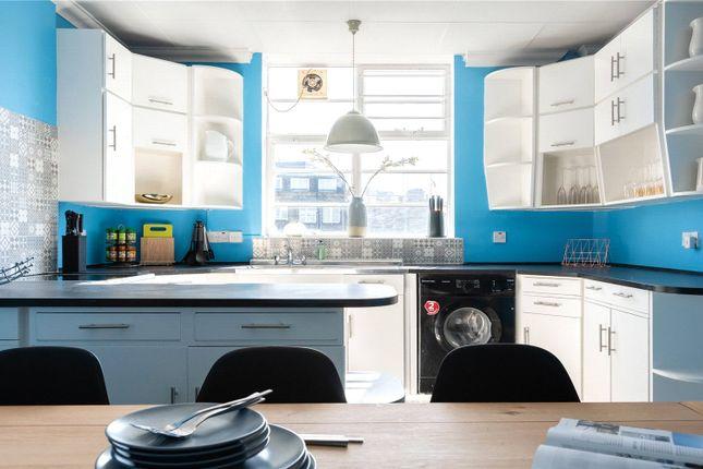 Thumbnail Flat to rent in Charlotte Street, Fitzrovia, London