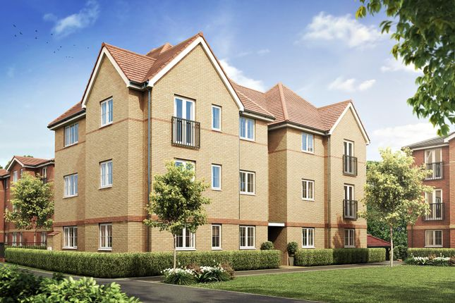 "Thumbnail Flat for sale in ""Bellflower House"" at Godric Road, Newport"