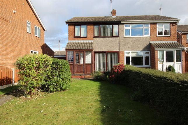 Thumbnail Semi-detached house to rent in Skellow Road, Carcroft, Doncaster