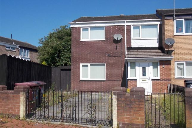 Thumbnail Terraced house to rent in Windfield Close, Liverpool