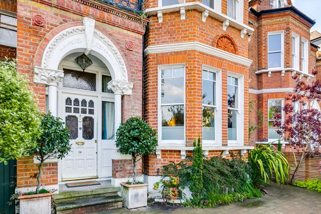 Thumbnail Semi-detached house for sale in Routh Road, London
