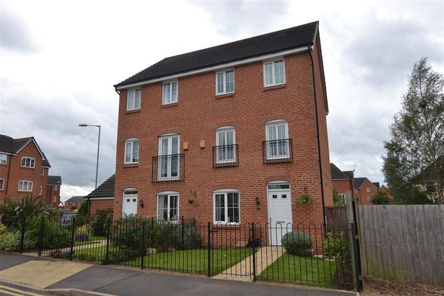 Thumbnail Semi-detached house to rent in Ranshaw Drive, The Crossing, Stafford