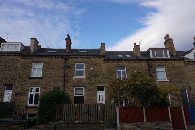 Thumbnail Terraced house to rent in Alexandra Road, Shipley