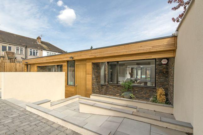 Thumbnail Semi-detached house for sale in Brockham Close, Lake Road, Wimbledon