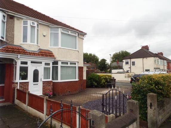 4 bed semi-detached house for sale in Campbell Drive, Liverpool, Merseyside