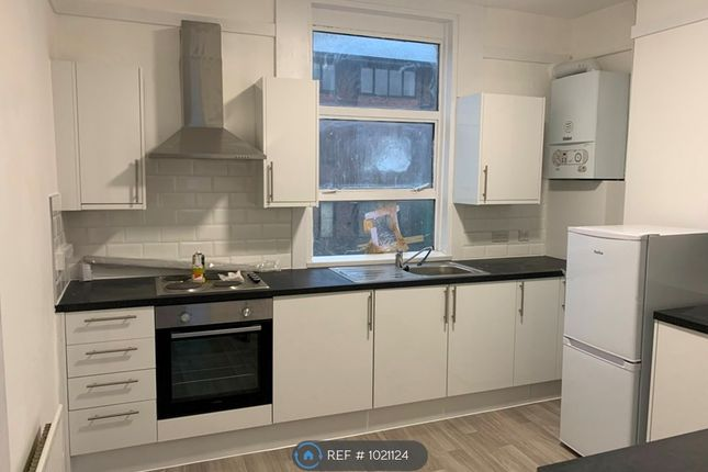 Thumbnail Flat to rent in Oakleigh Road North, London