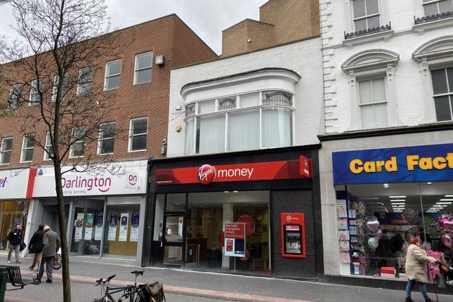 Thumbnail Retail premises to let in Virgin Money, 45, Linthorpe Road, Middlesbrough