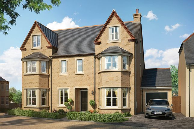 """Thumbnail Property for sale in """"The Aston"""" at Hitchin Road, Stotfold, Hitchin"""