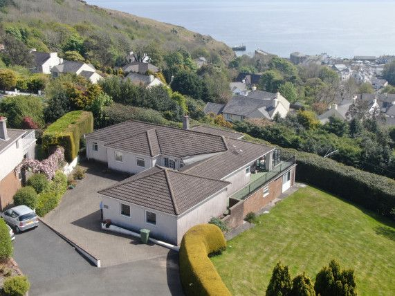 Thumbnail Bungalow for sale in Ramsey Road, Laxey
