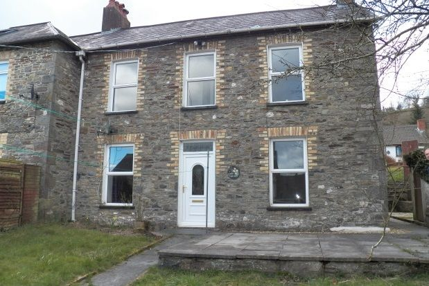 3 bed semi-detached house to rent in Cader Vale, Pencader