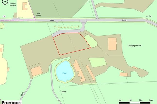 Thumbnail Industrial to let in Kemnay, Inverurie