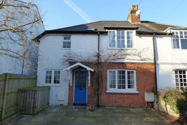 Thumbnail Semi-detached house for sale in The Green, Claygate, Esher