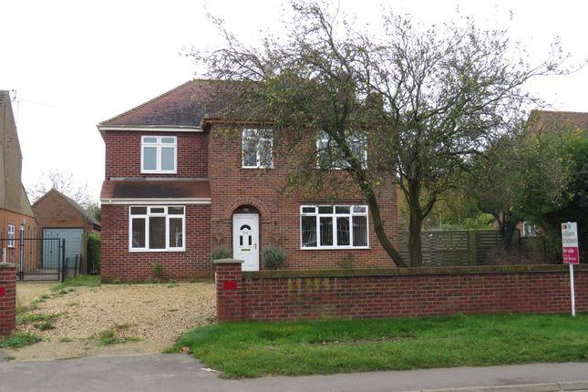 Thumbnail Detached house for sale in Broomhill, Downham Market