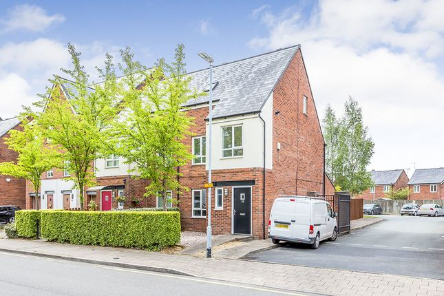 Thumbnail Semi-detached house to rent in Ironstone Walk, Stoke-On-Trent