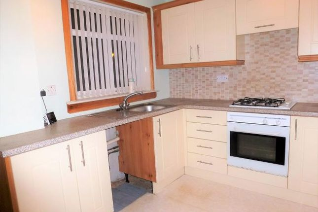 Thumbnail Terraced house to rent in Harebell Place, Ayr