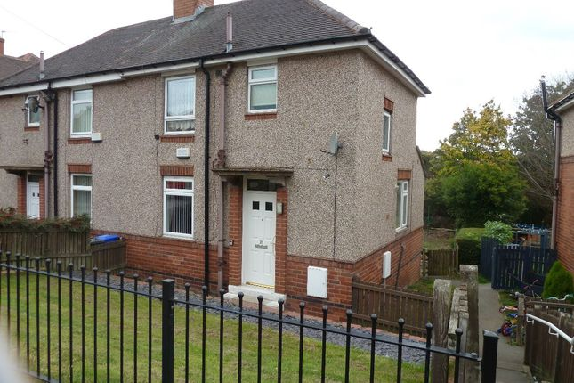 Thumbnail Semi-detached house to rent in Aughton Crescent, Sheffield
