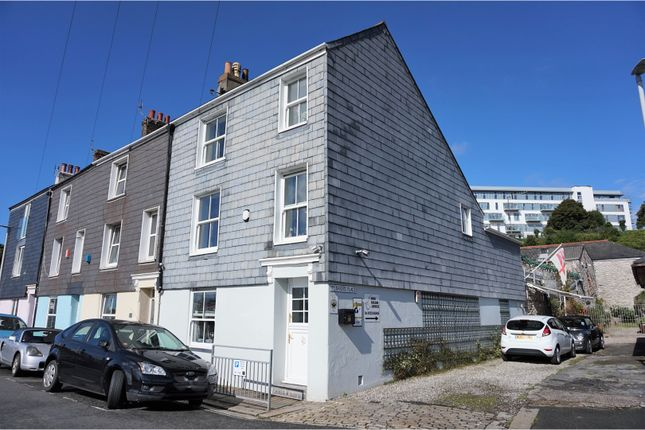 Thumbnail End terrace house for sale in Bakers Place, Plymouth