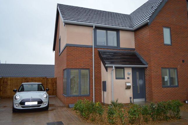 Thumbnail Semi-detached house to rent in Churchfield Green, St. Williams Way, Thorpe St. Andrew, Norwich