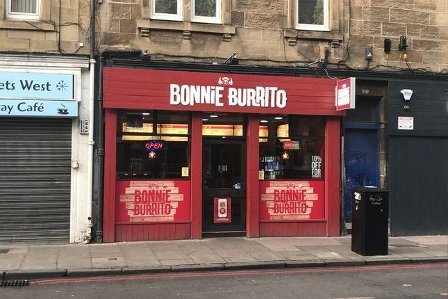 Thumbnail Leisure/hospitality to let in Gorgie Road, Gorgie, Edinburgh