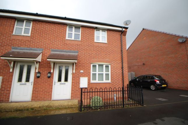 Thumbnail Semi-detached house for sale in Shillingford Road, Manchester