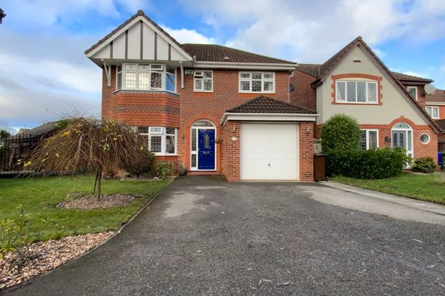 Detached house for sale in James Drive, Hyde