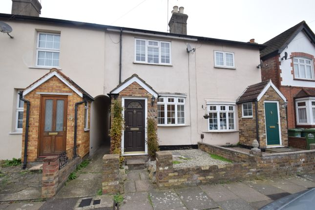 Thumbnail Cottage for sale in Farnell Road, Staines