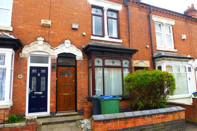 Thumbnail Property to rent in Rawlings Road, Bearwood, Smethwick