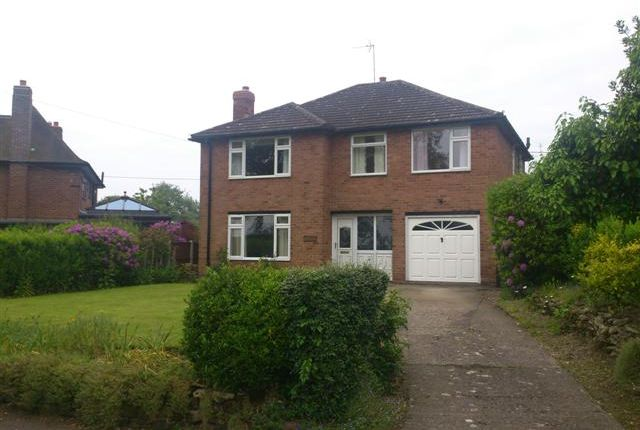 Thumbnail Detached house to rent in Church Lane, Wem