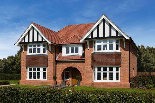 Thumbnail Detached house for sale in Oak View, Burcote Road, Wood Burcote, Towcester