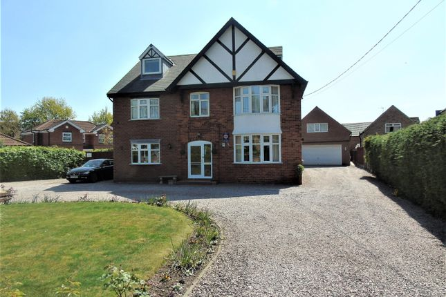 Thumbnail Detached house for sale in Newark Road, North Hykeham, Lincoln LN69Ng