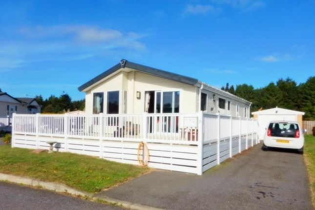 Thumbnail Bungalow for sale in Grosvenor Park, Forres