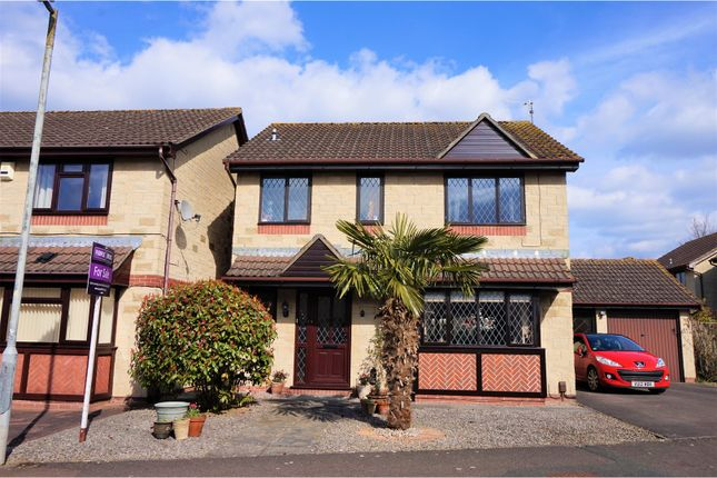 Thumbnail Detached house for sale in Hampton Place, Churchdown, Gloucester