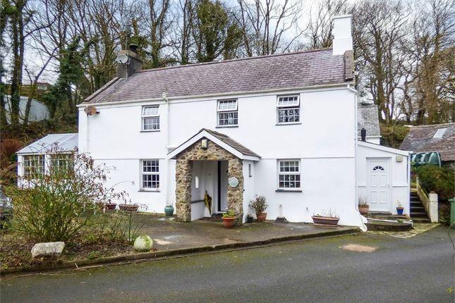 Thumbnail Detached house for sale in Sarn, Pwllheli, Gwynedd