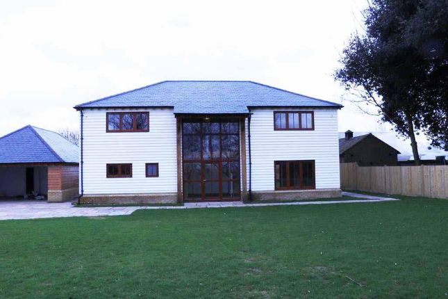 Thumbnail Detached house for sale in Lynsted, Sittingbourne, Kent