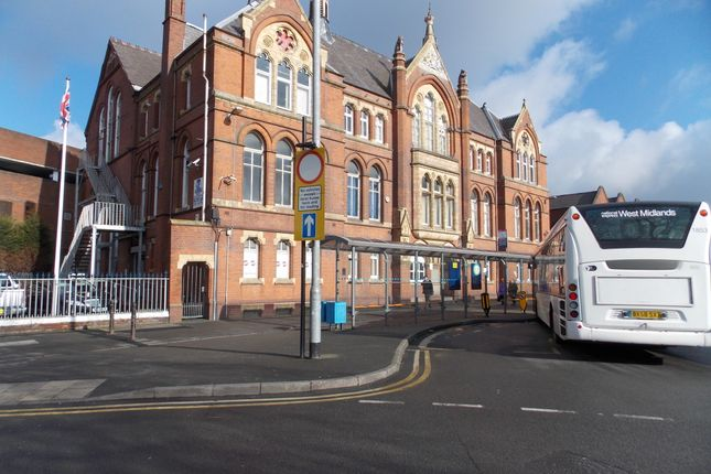 Thumbnail Land to rent in Bradford Place, Walsall
