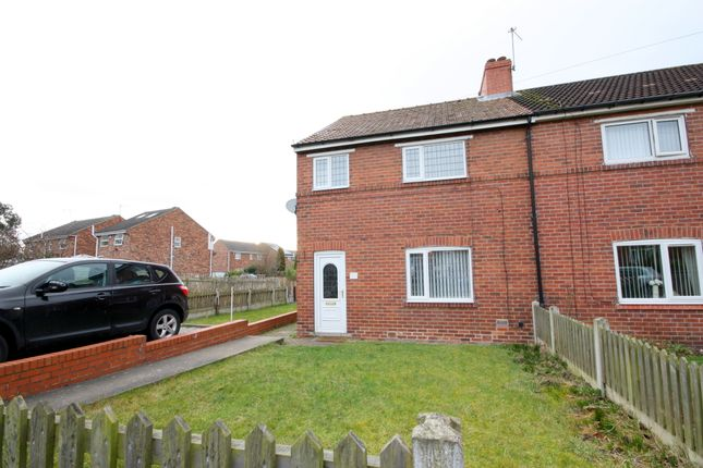 Thumbnail End terrace house to rent in Westfield Terrace, Allerton Bywater, Castleford