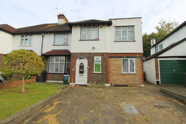 Thumbnail Semi-detached house for sale in Stafford Road, Waddon