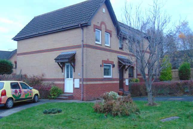 Thumbnail Terraced house to rent in Fulmar Brae, Livingston