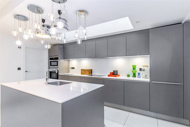 Thumbnail Terraced house for sale in Whittlebury Mews West, Primrose Hill, London
