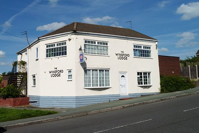 Thumbnail Hotel/guest house for sale in Station Road, Winsford