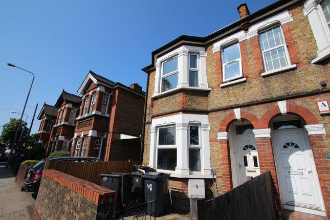 Thumbnail Maisonette to rent in Queen Elizabeth Road, Kingston Upon Thames
