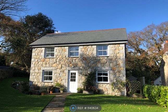 Thumbnail Detached house to rent in Constantine, Falmouth, Cornwall