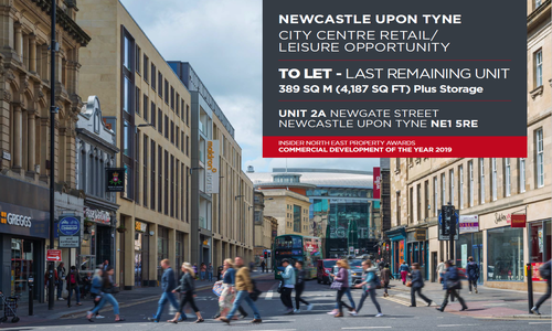 Thumbnail Restaurant/cafe to let in Unit 2A Newgate Street, Newcastle Upon Tyne
