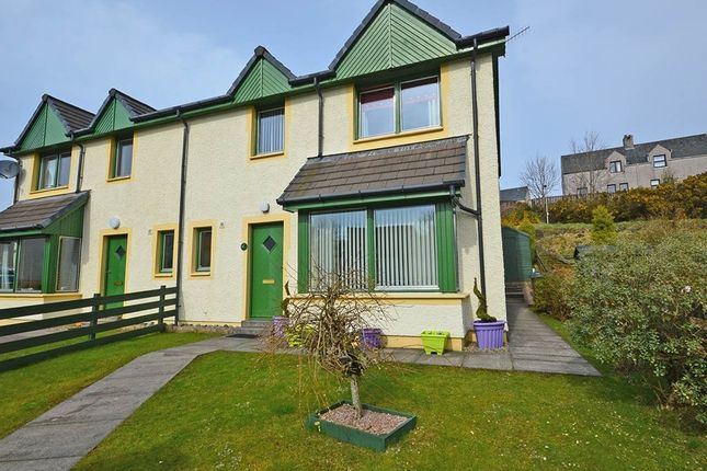 Thumbnail Semi-detached house for sale in Riverside Court, Tobermory, Isle Of Mull