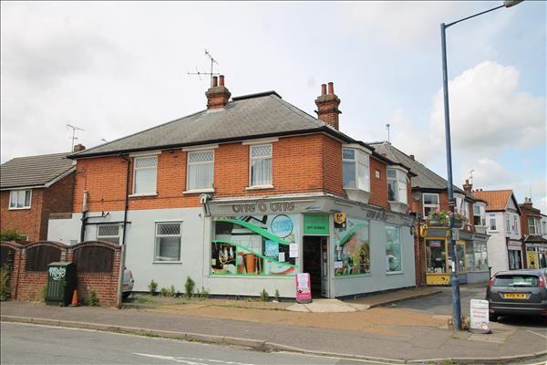 Thumbnail Flat for sale in High Road West, Felixstowe, Suffolk