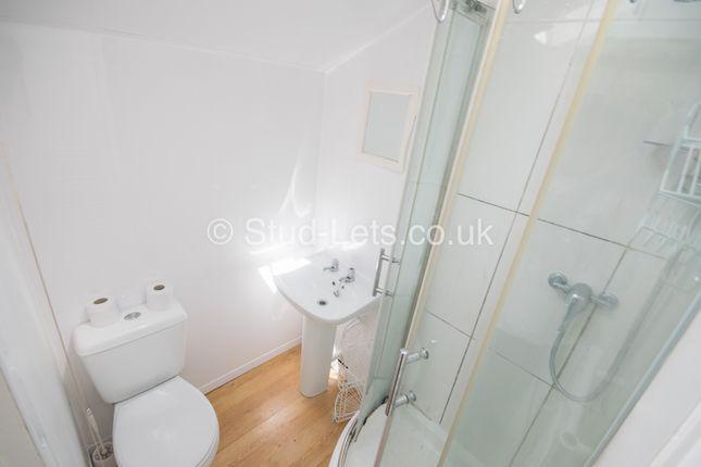 Shower Room of Dinsdale Road, Sandyford, Newcastle Upon Tyne NE2