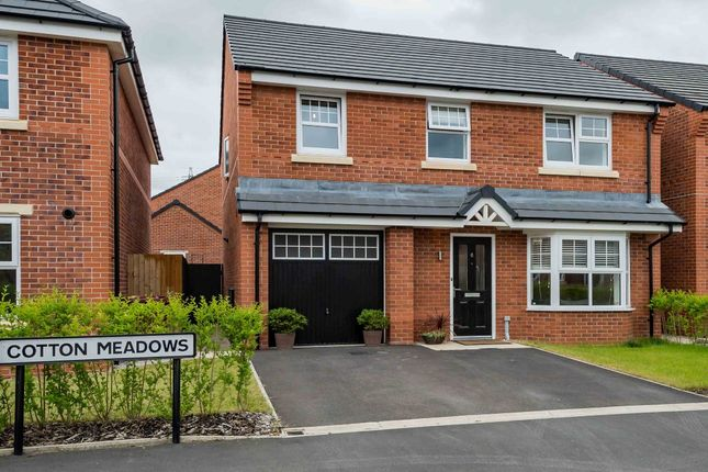 Thumbnail Detached house for sale in Cotton Meadows, Bolton