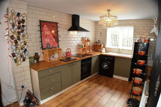 Thumbnail Semi-detached house for sale in Carrfield, Hyde