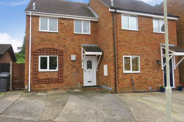 Thumbnail Semi-detached house for sale in Madeline Place, Chelmsford