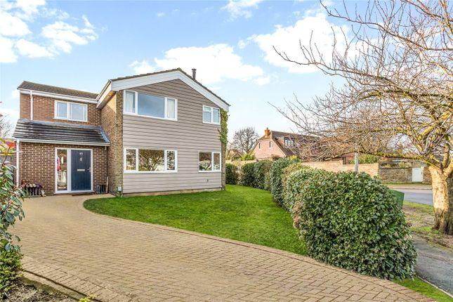 Thumbnail Detached house for sale in Woodside Avenue, Chesham Bois, Amersham, Buckinghamshire